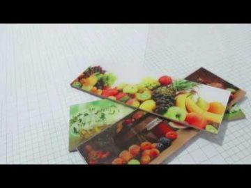 О акриле и кухонных фартуках